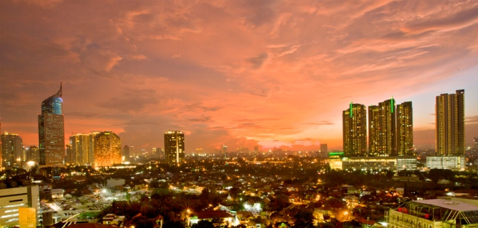 Jakarta Brief History