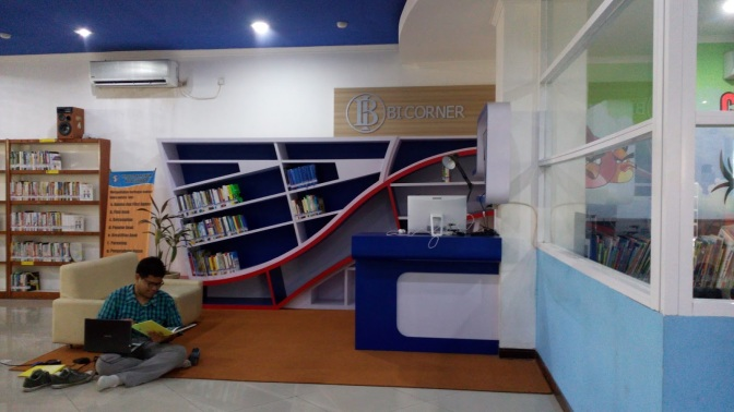 Bank Indonesia Corner:  Building Resilience through Literacy